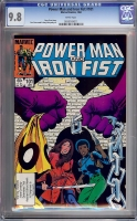 Power Man And Iron Fist #101 CGC 9.8 w Winnipeg