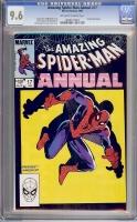 Amazing Spider-Man Annual #17 CGC 9.6 ow/w