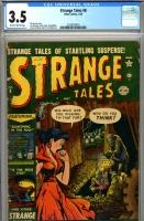 Strange Tales #8 CGC 3.5 sb