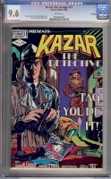 Ka-Zar the Savage #17 CGC 9.6 w Winnipeg