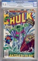 Incredible Hulk #233 CGC 9.6 w Winnipeg