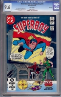 New Adventures of Superboy #31 CGC 9.6 w Winnipeg