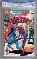 New Adventures of Superboy #37 CGC 9.6 w Winnipeg
