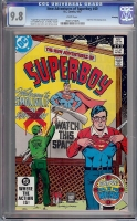 New Adventures of Superboy #40 CGC 9.8 w Winnipeg