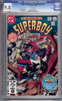 New Adventures of Superboy #47 CGC 9.8 w Winnipeg