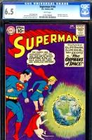 Superman #144 CGC 6.5 w
