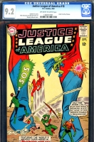 Justice League of America #18 CGC 9.2 ow/w