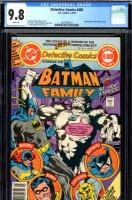 Detective Comics #482 CGC 9.8 w