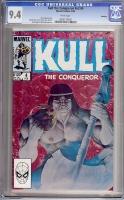 Kull The Conqueror Vol 3 #4 CGC 9.4 w Winnipeg