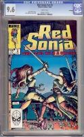 Red Sonja Vol 3 #2 CGC 9.6 w Winnipeg