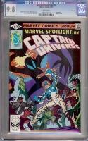 Marvel Spotlight Vol 2 #9 CGC 9.8 w Winnipeg