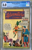 Adventure Comics #260 CGC 3.0 ow/w