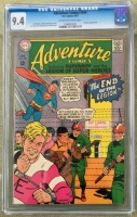 Adventure Comics #359 CGC 9.4 ow/w