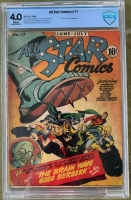 All Star Comics #17 CBCS 4.0 n/a