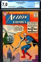 Action Comics #251 CGC 7.0 w