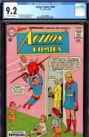 Action Comics #299 CGC 9.2 ow/w