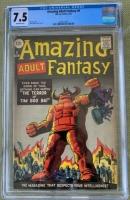 Amazing Adult Fantasy #9 CGC 7.5 n/a