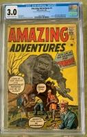 Amazing Adventures #1 CGC 3.0 n/a