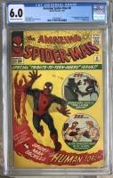 Amazing Spider-Man #8 CGC 6.0 n/a