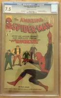 Amazing Spider-Man #10 CGC 7.5 n/a