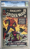 Amazing Spider-Man #40 CGC 8.5 n/a