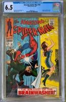 Amazing Spider-Man #59 CGC 6.5 n/a