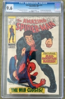Amazing Spider-Man #73 CGC 9.6 n/a