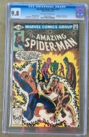 Amazing Spider-Man #215 CGC 9.8 n/a