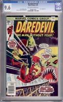 Daredevil #137 CGC 9.6 ow/w