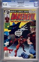 Daredevil #157 CGC 9.4 ow/w