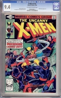 X-Men #133 CGC 9.4 ow/w