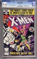 X-Men #137 CGC 9.4 w