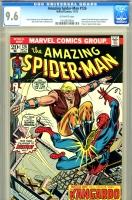 Amazing Spider-Man #126 CGC 9.6 ow