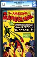 Amazing Spider-Man #12 CGC 4.5 ow/w