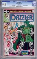 Dazzler #3 CGC 9.8 w