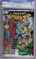 Amazing Spider-Man #124 CGC 9.4 ow/w