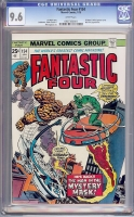 Fantastic Four #154 CGC 9.6 w