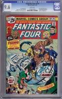 Fantastic Four #170 CGC 9.6 w