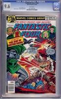 Fantastic Four #199 CGC 9.6 w