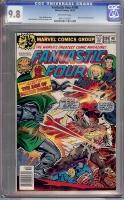 Fantastic Four #199 CGC 9.8 ow