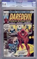 Daredevil #146 CGC 9.4 ow/w