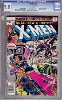 X-Men #110 CGC 9.8 w