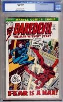 Daredevil #90 CGC 9.4 ow/w