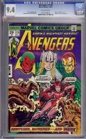 Avengers #128 CGC 9.4 ow
