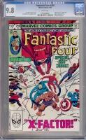 Fantastic Four #250 CGC 9.8 w