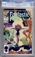 Fantastic Four #286 CGC 9.8 w