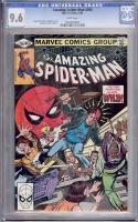 Amazing Spider-Man #206 CGC 9.6 w