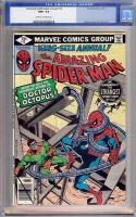 Amazing Spider-Man Annual #13 CGC 9.6 ow/w