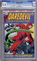 Daredevil #82 CGC 9.4 w