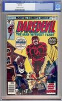 Daredevil #141 CGC 9.4 ow/w